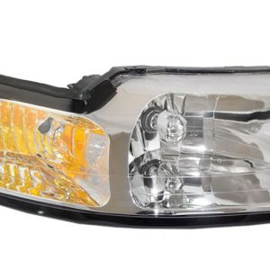 99 01 Ford Mustang Cobra Fog Lamp Assembly Lh Or Rh